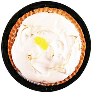 Topped Lemon Meringue Pie