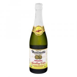 Martinelli's Organic Sparkling Cider