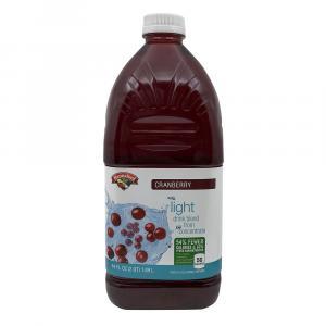 Hannaford Light Cranberry Juice Cocktail