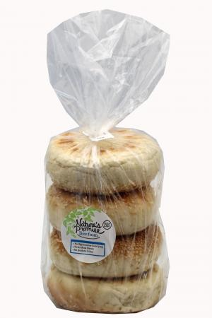 Nature's Promise Sesame Seed Bagels