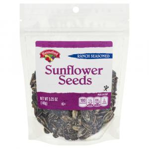 Hannaford Sunflower Seeds in Shell Ranch