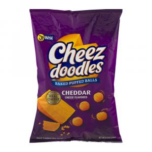 Wise Puffed Cheez Doodle Balls