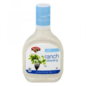 Hannaford Light Ranch Salad Dressing
