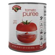 Hannaford Tomato Puree
