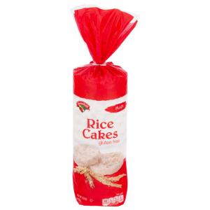 Hannaford Plain Rice Cakes
