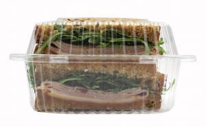 Pumpkin and Ham Sandwich