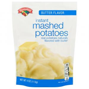 Hannaford Butter Flavored Instant Mashed Potatoes