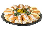 Finger Roll Platter