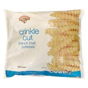 Hannaford Crinkle Cut Fries
