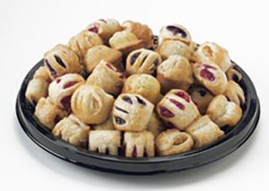 Mini Muffin & Strudel Bite Platter