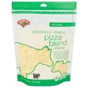 Hannaford 4 Cheese Pizza Blend Shredded