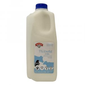 Hannaford 1% Lowfat Milk