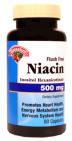 Hannaford Flush Free Niacin 500 Mg
