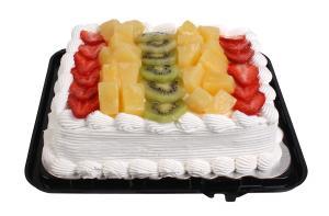 1/8 Sheet Tres Leches Cake