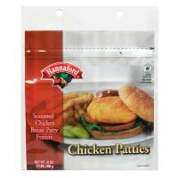 Hannaford Chicken Patties