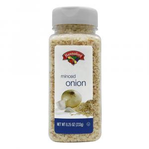 Hannaford Minced Onion