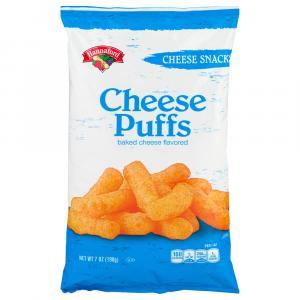 Hannaford Cheese Puffs