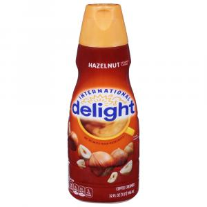 International Delight Hazelnut Non-Dairy Creamer