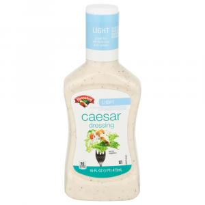 Hannaford Light Caesar Salad Dressing