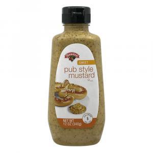 Hannaford Pub Style Mustard