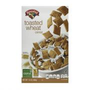 Hannaford Toasted Wheat Cereal