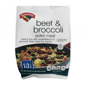 Hannaford Beef And Broccoli