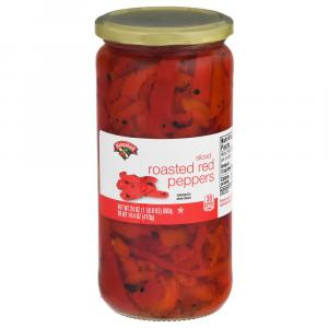Hannaford Sliced Roasted Red Peppers
