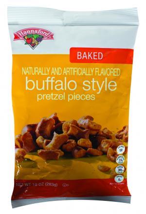 Hannaford Buffalo Style Pretzel Pieces