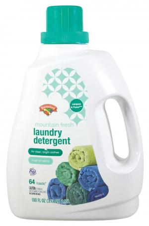 Hannaford 2x Mountain Fresh He Liquid Laundry Detergent