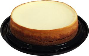 """7"""" Baked New York Style Cheesecake"""