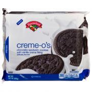 Hannaford Creme-O's Cookies
