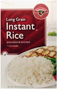 Hannaford Long Grain Instant Rice