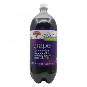 Hannaford Grape Soda