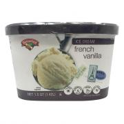 Hannaford French Vanilla Ice Cream