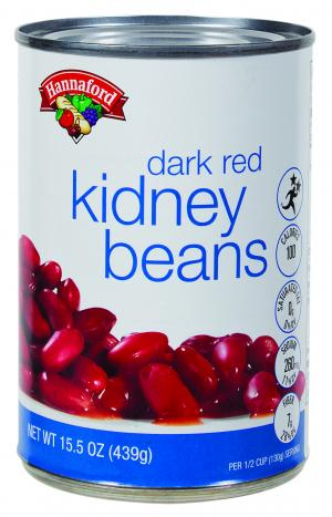 Hannaford Dark Red Kidney Beans