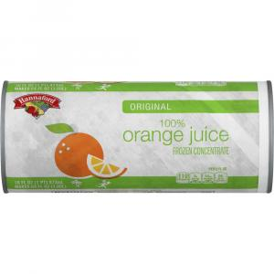 Hannaford Frozen Orange Juice