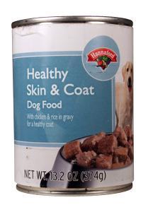 Hannaford Healthy Skin & Coat Dog Food