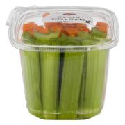 Hannaford Carrot & Celery Stick Combo