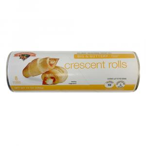 Hannaford Big Buttery Crescent Rolls