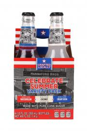 Hannaford Summer Soda