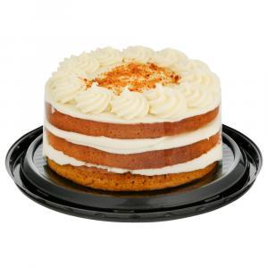 Hannaford 6.5 Inch Triple Layer Pumpkin Cake