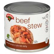 Hannaford Beef Stew