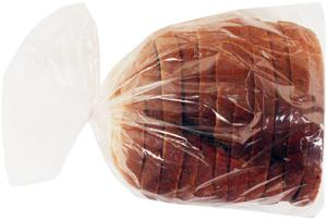 Sliced Marble Rye Bread