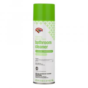 Hannaford Bathroom Disinfectant Cleaner
