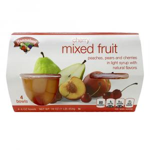 Hannaford Triple Cherry Mixed Fruit