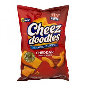 Wise Puffed Cheese Doodles