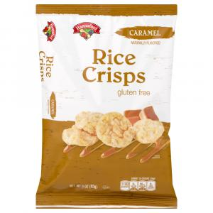 Hannaford Crispy Mini Caramel Rice Cakes