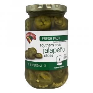 Hannaford  Southern Style Sliced Jalapeno Peppers