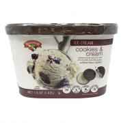 Hannaford Cookies & Cream Ice Cream