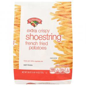 Hannaford Extra Crispy Straight Cut French Fried Potatoes